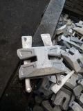 De staal Gegalvaniseerde TweelingWig van de Steiger voor de Steiger van het Systeem Ringlock