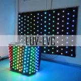 Le rideau de lumière LED Disco / DJ Rideau de bureau