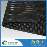 Inserción de tela de alta calidad de lámina de goma