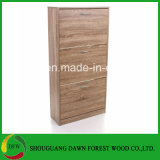 La melamina de madera moderna simple de 3 capas calza la cabina