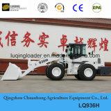Затяжелитель колеса строительного оборудования Luqing с длинней рукояткой