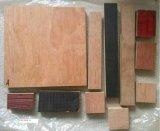 28mm del suelo de madera contrachapada de camiones y contenedores