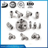 CNC het Messing van de Draaibank/Knipsel Steel/SAE1040/Aluminum/6061/7071/het Draaien Machinaal bewerkend Delen
