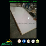 9mm High Glossy MDF Wrting Board para escola