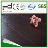 12 mm V-Groove Living Room Use Main-Scraked Embossment Laminate Flooring