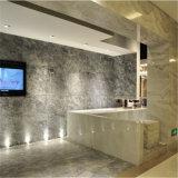 Pavimentazione di marmo Polished del rifornimento, prezzo di marmo della lastra, marmo di marmo cinese di Grey di Cinderalla