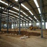 60X100 da estrutura de aço do Prédio de metal em Gana