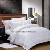 Ensemble de literie en coton Jacquard Hôtel drap de lit