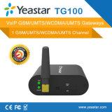 Yeastar ein G/M schließt VoIP G/M/CDMA Kommunikationsrechner an den Port an (NeoGate TG100)