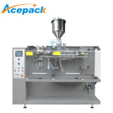 60ppm Horiztontal Premade 플라스틱 주머니 포장 기계를 포장하는 단단한 과립 음식 콩 사탕 식사