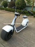 道のゴルフカートの電気一人乗り二輪馬車のスクーター都市モデルバランス車2の車輪の電気計量器のスクーターを離れた新しい昇進Citycoco