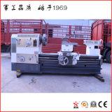 Torno de cara del CNC de la alta precisión para el borde que trabaja a máquina (CK61160)