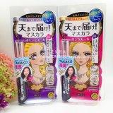 Цветок Kissme Мэгги водонепроницаемые тушь черная тонкая / толстых 6g Японии