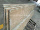 Marmorgranit-Stein-Bienenwabe-Panels für Luxuxfähre/Lieferung/Behälter
