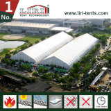 Großes gebogenes Zelt Hall 40X100m für Ausstellung