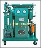 No equipamento de enchimento do óleo do transformador de carga