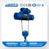 Alzamiento eléctrico de elevación cable de la máquina (CD1, MD1)