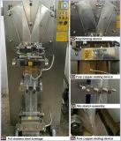 Máquina de relleno plástica de calidad superior del lacre del bolso de agua