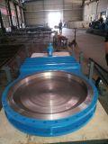 Válvula de porta da faca do ferro Dn1800 Ductile industrial e do aço inoxidável