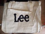 16 oz bolsa de asas de la lona de algodón