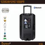 La mejor calidad de alta fidelidad del altavoz de la batería inalámbrica Bluetooth