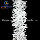 PVC GrassとのLED White Comet Christmas Motif Rope Lights
