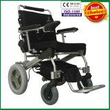 金モーターアルミニウム力の電動車椅子、携帯用ライト級選手