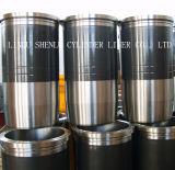 Forro do cilindro das peças de motor Diesel usado para o homem D2866