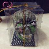 Творческая свечка подарка свечки искусство черепа для празднества Halloween
