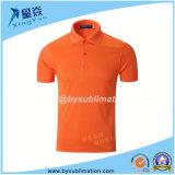 Dacron Sublimation Tshirt Quick-Dry T-shirt Polo