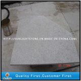 Rabatt-preiswerte Perlen-weiße Granit-Pflasterung-Stein-Fußboden-/Wand-Fliesen