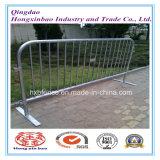 Rete fissa provvisoria delle barriere di controllo di folla dei piedi del piano d'acciaio