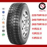 China fuerte de neumáticos para camiones y autobuses de la Calidad (11R22.5, 13R22.5, 295/80R22.5, 315/80R22.5, 385/65R22.5)