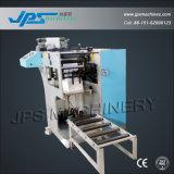Machine se pliante d'étiquette de Jps-320zd de ventilateur automatique de collant avec le découpage de perforation