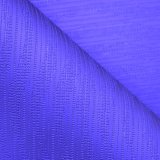 Textura em relevo zigue embalagem decorativa PU em couro artificial