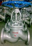 Válvula de globo J41h-16c do vapor do aço de molde (DN15~DN300)