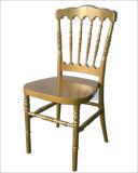 Banquet를 위한 금 Resin 나폴레옹 Chair