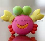 Jouets enfants mignons / Promotion Bijoux en caoutchouc / forme / gomme / gomme en forme 3D