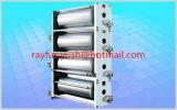 Cilindro de pré-aquecimento Triplex para linha de produção de papelão ondulado de 5 camadas