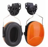 PPE Items Security Products Safety Products Attached di Approved del CE a Safety Helmets Ear Muff Gc008