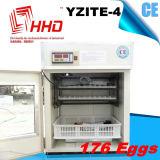 Hhd 높은 부화 비율 완전히 자동적인 계란 부화기 (YZITE-4)
