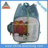 Кулиской рюкзак школы учащийся Satchel рюкзак сумка
