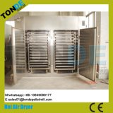 Bandeja de reciclaje de aire caliente carne Meshroom máquina secadora