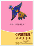 Il Fantasy Bird Embroidery Patch Used per Clothes del Children