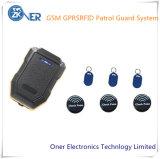 Sistema della pattuglia della protezione di GPRS RFID
