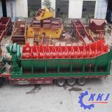 Classificatore a spirale del separatore minerale caldo di vendita con alta efficienza
