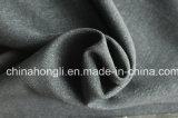 T/R/Sp Catiónicos Tecido de poliéster, para vestuário, aparência de denim