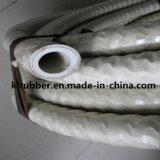 Conducteur haute pression résistant aux acides et alcalis chimiques flexible en caoutchouc