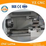 Máquina pequena horizontal do torno do CNC do fornecedor de Ck6136 China