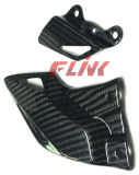 ホンダCbr 1000rr 08-11のためのオートバイCarbon Fiber Parts Heel Guards